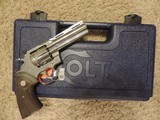 COLT PYTHON 4.25 INCH NEW***SOLD - 2 of 4
