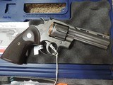 COLT PYTHON 4.25 INCH NEW RELEASE