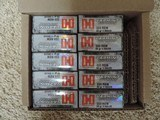 HORNADY VARMINT 223TEN BOXES