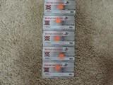 WINCHESTER 223 SUPER X ,FIVE BOXES