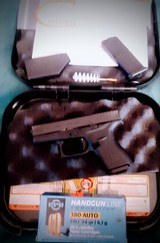 Glock 42 , New Unfired / Box of Ammo ! - 1 of 2