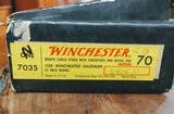 WINCHESTER MODEL 70 338 WIN. MAG. NEW /OLD STOCK - 2 of 5