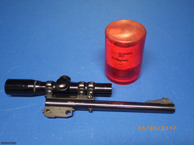 Thompson Center Contender Barrel -  44 Magnum
