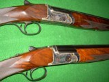 Perazzi MX small frame 28ga and 410 consecutive number set