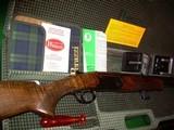 Perazzi MX8 small frame 20ga with Briley thinwall choke tubes