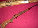 Weatherby Lazerguard 300 Weatherby magnum with beautiful wood lazer engraving - 2 of 11