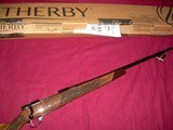 Weatherby Lazerguard 300 Weatherby magnum with beautiful wood lazer engraving - 4 of 11