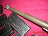 US M1 carbine Inland and Underwood bbl 5-44 cal 30M1 carbine - 6 of 6