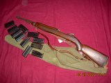 US M1 carbine Inland and Underwood bbl 5-44 cal 30M1 carbine - 5 of 6