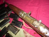 US M1 carbine Inland and Underwood bbl 5-44 cal 30M1 carbine - 3 of 6