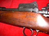 US 1917 pressure test rifle, US military flaming bomb proofed - 3 of 15