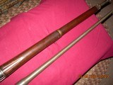 US 1917 pressure test rifle, US military flaming bomb proofed - 15 of 15