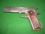 Remington Rand M 1911 CMP service grade in 45 acp with all papers and a cmp pelican case - 3 of 8