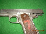 Remington Rand M 1911 CMP service grade in 45 acp with all papers and a cmp pelican case - 6 of 8