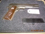 Remington Rand M 1911 CMP service grade in 45 acp with all papers and a cmp pelican case - 1 of 8