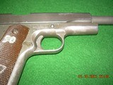 Remington Rand M 1911 CMP service grade in 45 acp with all papers and a cmp pelican case - 7 of 8