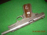 Remington Rand M 1911 CMP service grade in 45 acp with all papers and a cmp pelican case - 5 of 8