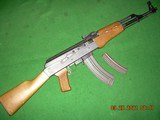 Mitchell Arms 22 cal semi auto AK look alike