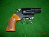 """Colt Detective Special 2"""" in ? .38 Special! Blue and wraparound walnut grips - 11 of 13"""