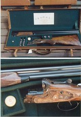 """C. Lancaster Sidelock Ejector Toplever Best Quality Over/Under 16 bore 2 1/2"""" Game Gun - 2 of 15"""