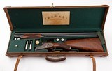 """C. Lancaster Sidelock Ejector Toplever Best Quality Over/Under 16 bore 2 1/2"""" Game Gun - 6 of 15"""