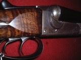 "Lincoln Jefferies 28 Bore 2/12"" Boxlock Ejector Toplever S X S game gun - 9 of 15"