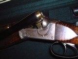 "Lincoln Jefferies 28 Bore 2/12"" Boxlock Ejector Toplever S X S game gun - 3 of 15"