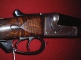 "Lincoln Jefferies 28 Bore 2/12"" Boxlock Ejector Toplever S X S game gun - 10 of 15"