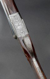 """Holland and Holland Sidelock Ejector Toplever Hammerless """"Modele DeLuxe"""" 12 bore 2 3/4"""" game gun - 5 of 19"""