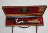 """Holland and Holland Sidelock Ejector Toplever Hammerless """"Modele DeLuxe"""" 12 bore 2 3/4"""" game gun - 9 of 19"""