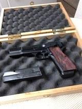 Browning Hi Power, Belgium, T-Series Jim Garthwaite Custom