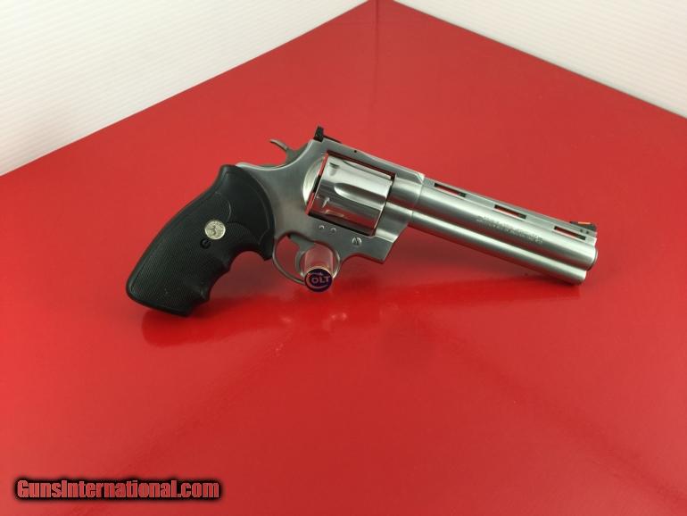 Colt Anaconda 6inch  45LC RARE!! New In Box! Factory Original Box
