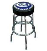 Colt Firearms Counter Stool New in BOX! Free Ship!