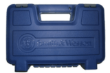 Smith & Wesson New Pistol Case Small S&W Blue Box