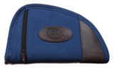 "Colt Python Blue Soft Case For 9"" Inch NEW!"