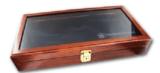 S&W / Smith & Wesson Small Glass Gun Case 63