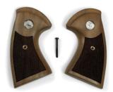 Colt Python Target Super Walnut Grips. CP-TO07-CK-M02