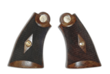 S&W 629 Walnut Heritage Classic Checkered Grips