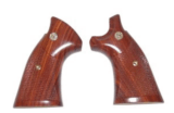S&W K & L Square Butt Traditional Checkered Grips