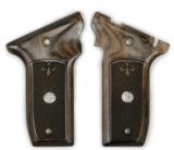 S&W 22 Victory Dark Super Walnut Grips