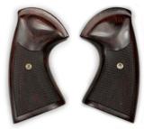 Colt Python Target Super Rosewood Grips