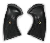 Colt Python Target Silver Black Grips