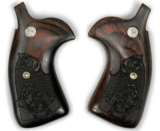 S&W K/L Round ALTAI Rosewood Grips