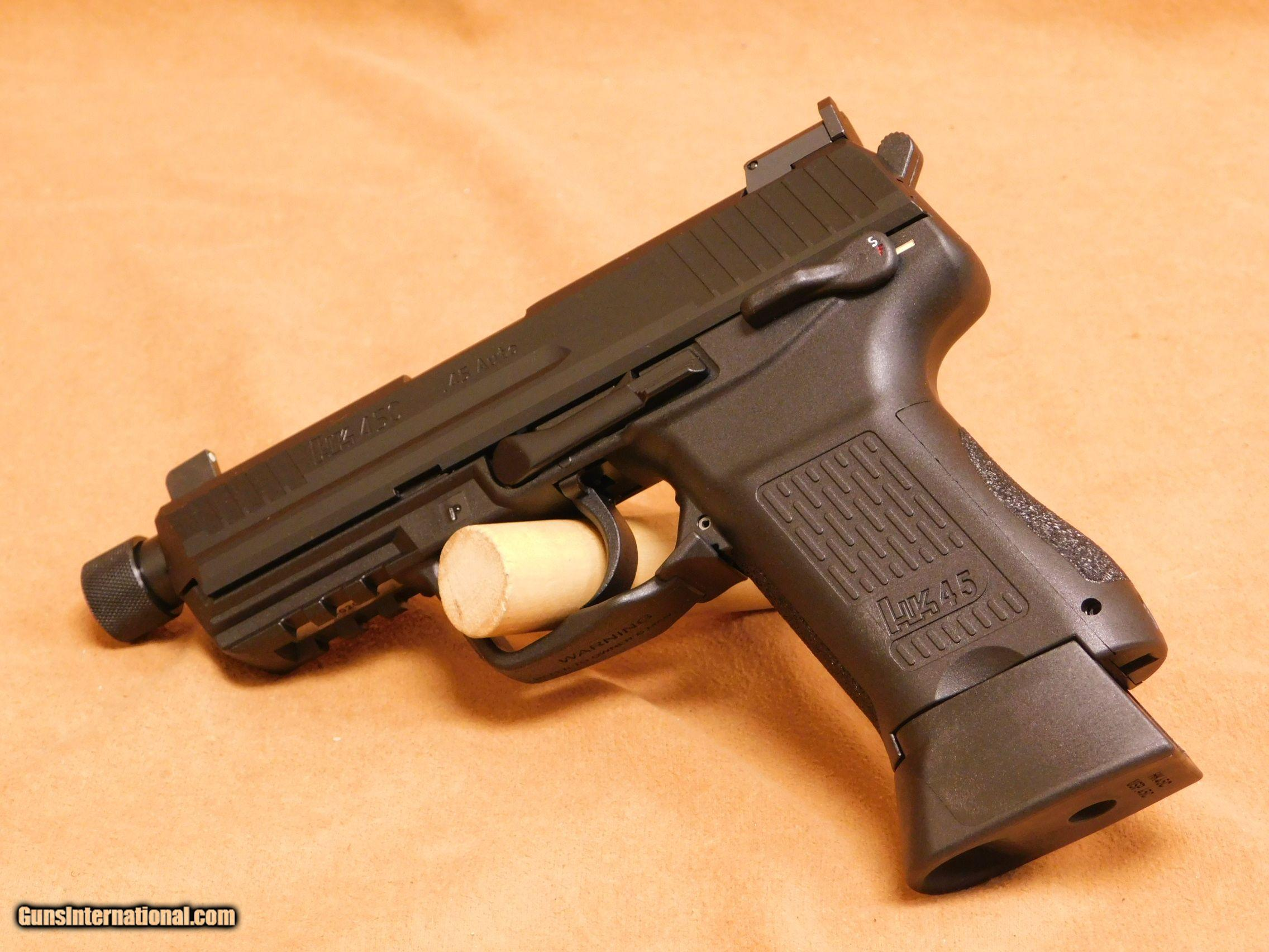 Hk45 compact tactical for sale