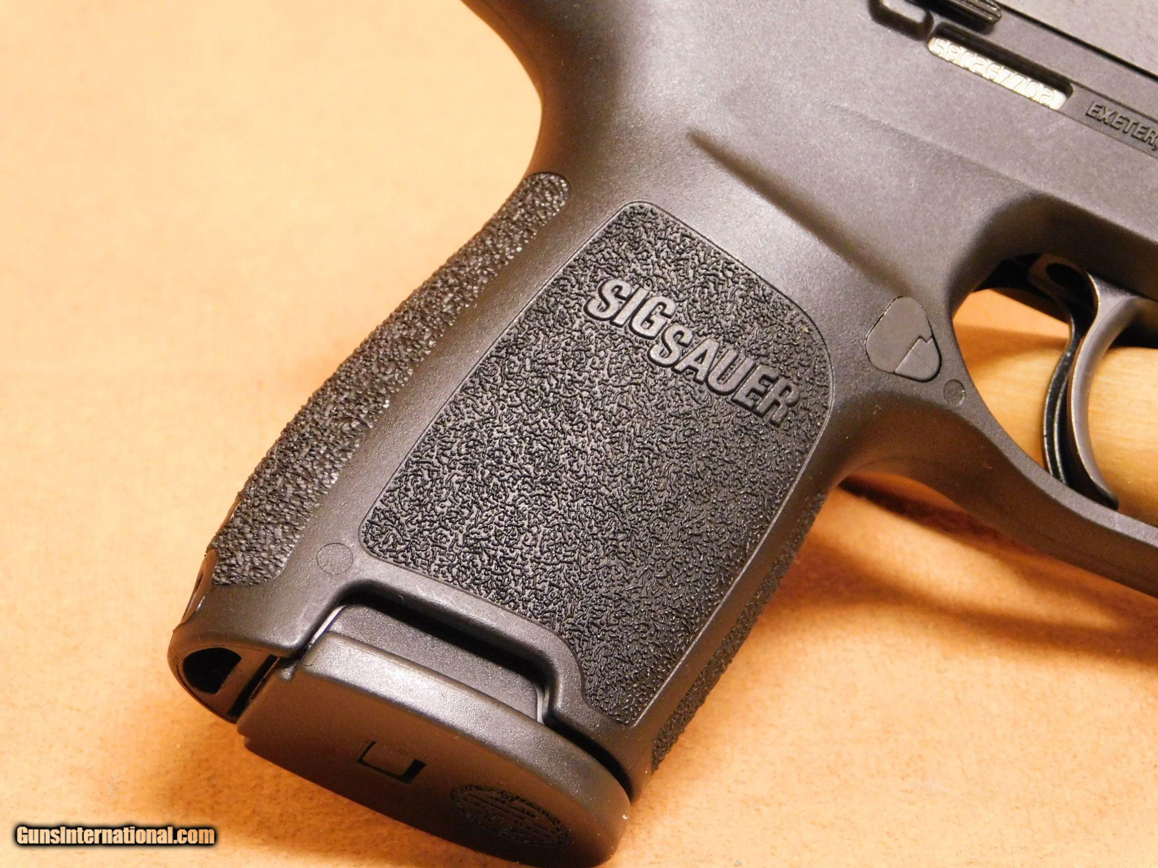 Sig Sauer P320 RX Compact w/ ROMEO1 Red Dot