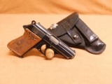 Walther PPK SS Contract w/ MATCHING MAG, HOLSTER