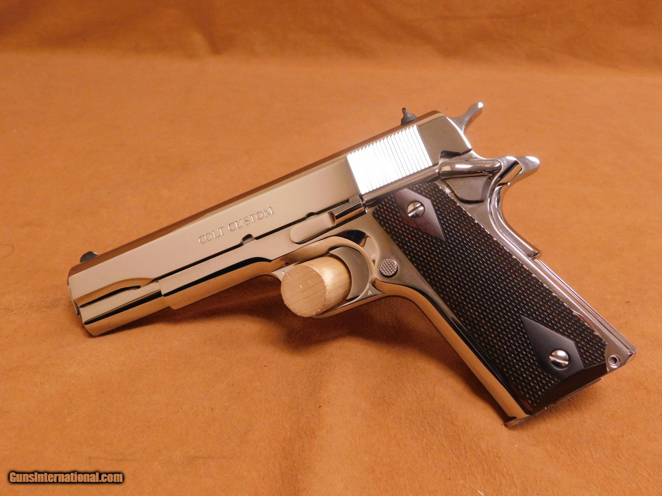 Colt series 70 38 super serial numbers | Colt Combat