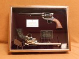 Colt Centennial Peacemaker/Frontier Six Shooter UNTURNED, UNFIRED, 1 of 500! 44-40 & 45 LC SAA