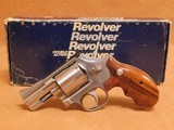 Smith and Wesson S&W 686-1 Combat Magnum w/ Box