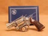 Smith and Wesson S&W 34-1/1953 Kit Gun w/ Box